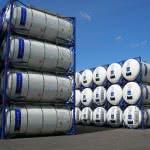 Хранение танк-контейнеров