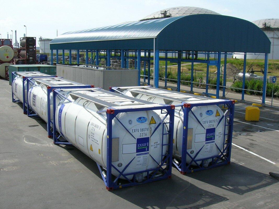 танк-контейнеры