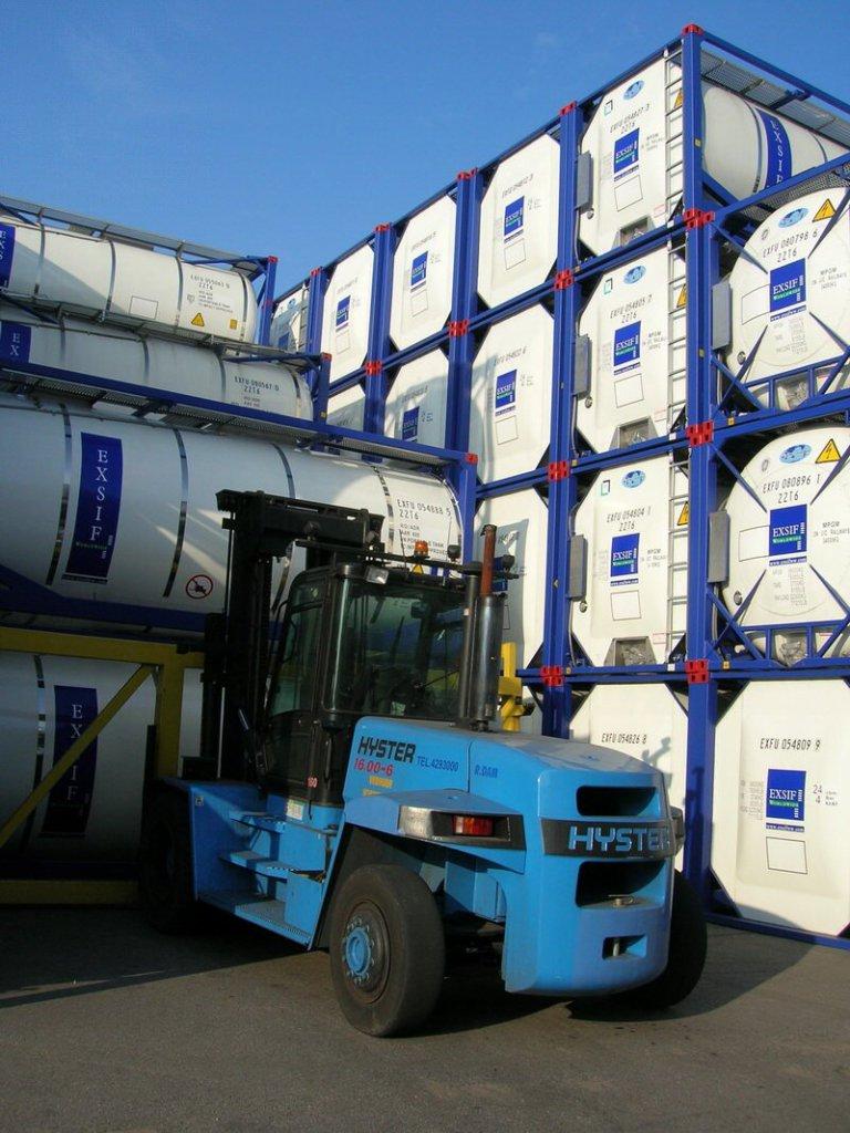Танк контейнеры для спиртов