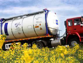 Автоцистерны для перевозки кислоты