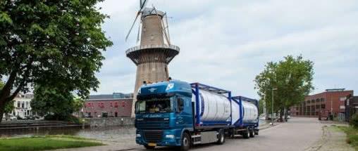 Пищевые танк контейнеры