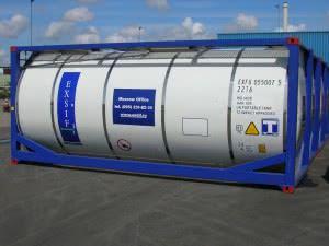 Танк контейнер T11