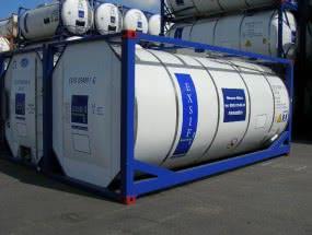 ISO Tank EXSIF 2