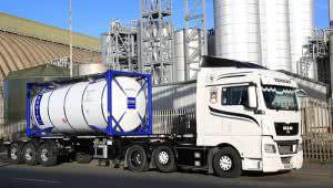 Танк-контейнеры для наливных грузов