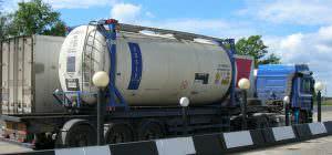 ISO танк-контейнеры
