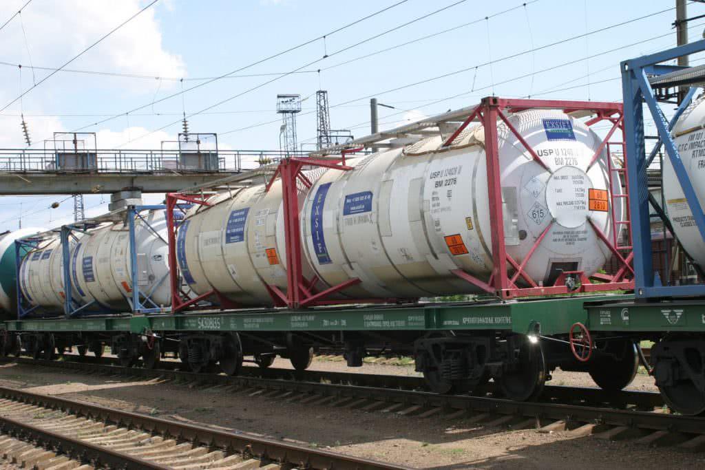 Танк-контейнеры для перевозки нефтепродуктов