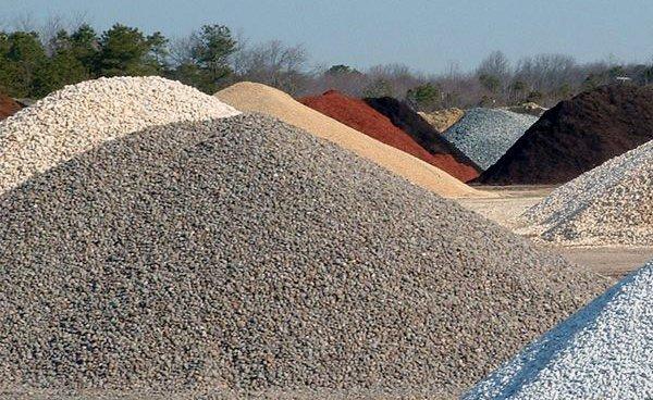 Виды сыпучих грузов