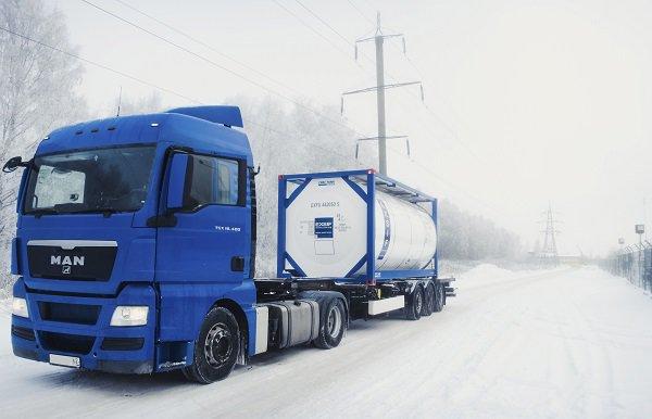 Для наливных грузов