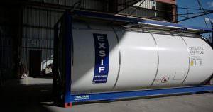 Цистерна--контейнер