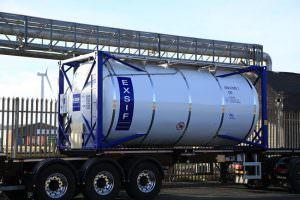 Танк-контейнер для авто перевозок